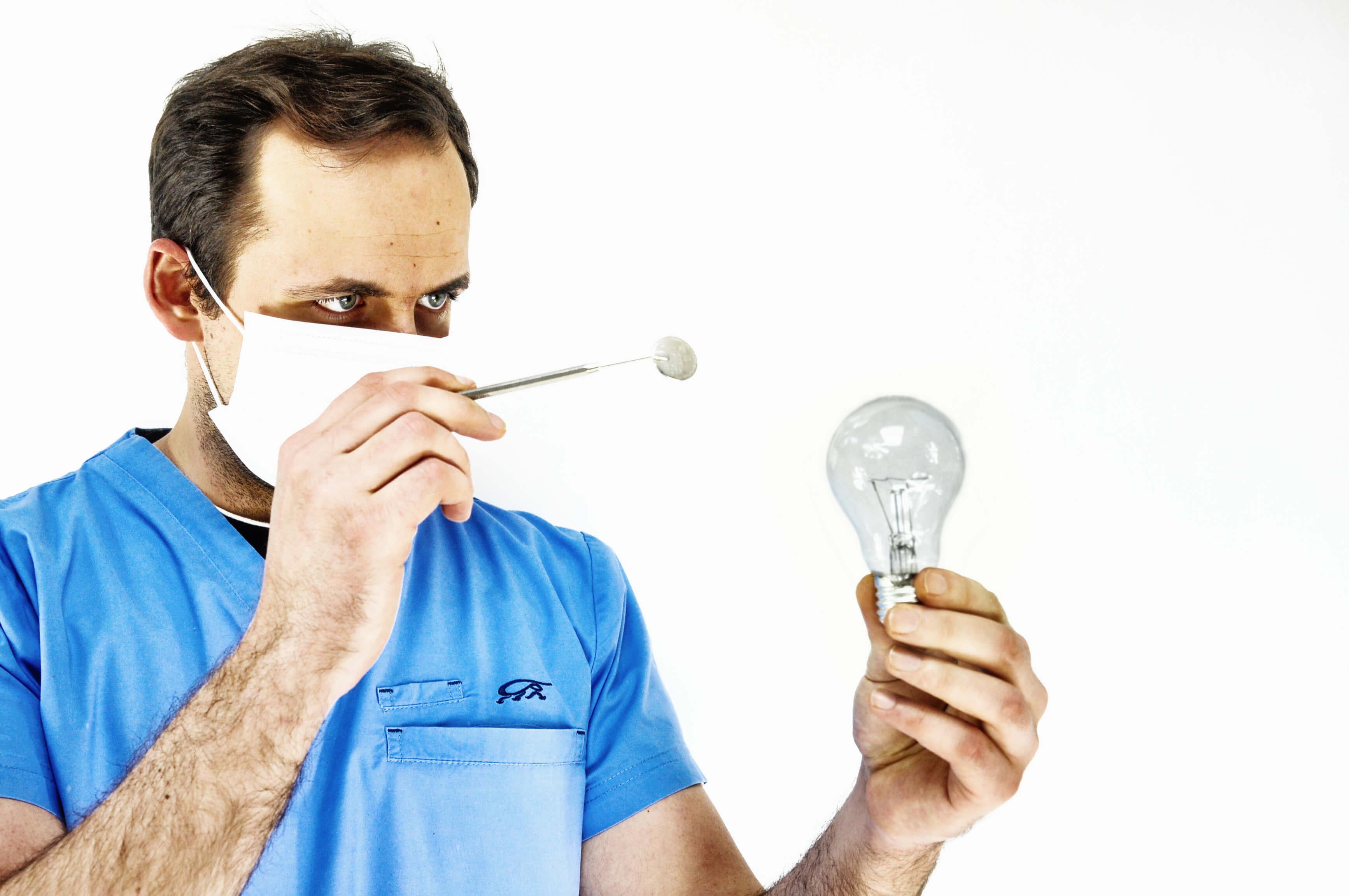 Zdiagnozowany zgorzel zęba – co robić?